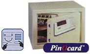 Dual-System-Pincode-Magnetic-Swipe-card